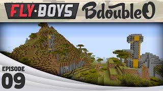 Minecraft Fly Boys :: Tower Spam :: Episode 9