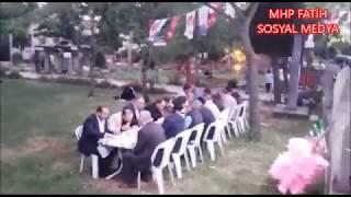 MHP FATİH Ülkücü Şehit Zakir ALKAN iftar çadırı 10. gün