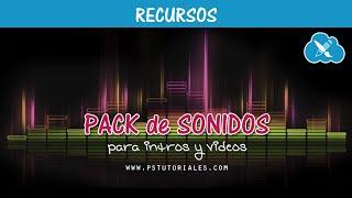 Sonidos para intros y vídeos    GRATIS! ❤