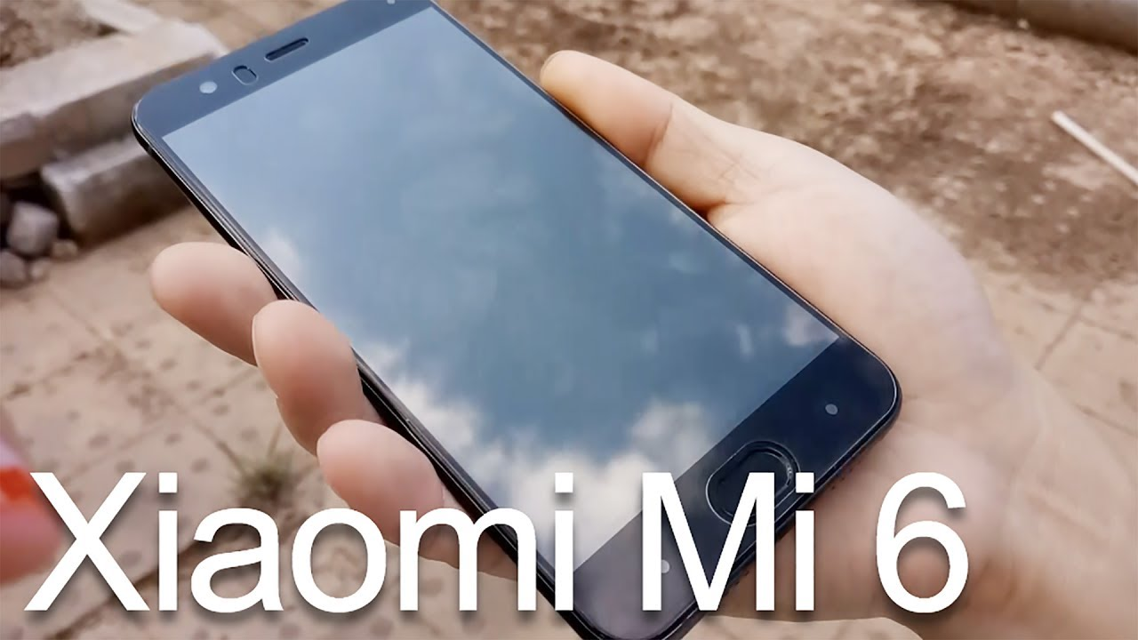 Xiaomi Mi 6 6gb Ram 64gb Rom Unboxing With Hands On