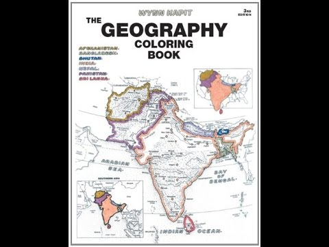 [\'PDF\'] Geography Coloring Book (3rd Edition)
