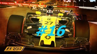 F1 2017 Let's Play COOP #16 Mexique