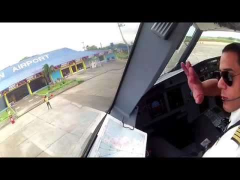 A320 Butuan Airport TO / Philippines