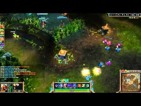 Bischu - Zed vs Diana mid lane «Beast» (Diamond l)