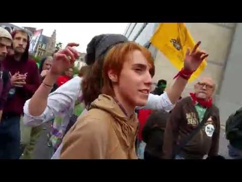 National demonstration in Brussels 29-09-2016 120659