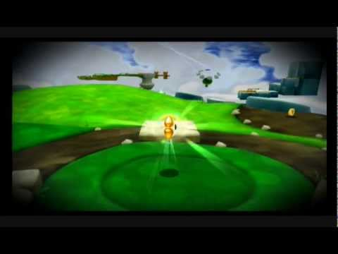 Let's Play Super Mario Galaxy 2 Part 11: Chutes, Clouds, and Comets