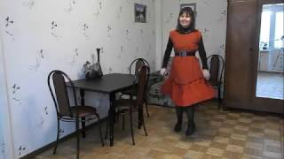 как научиться шить зимний сарафан без выкройки