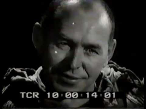 Der lachende Mann - Bekenntnisse eines Mörders - Kongo Müller Interview - DDR Propaganda
