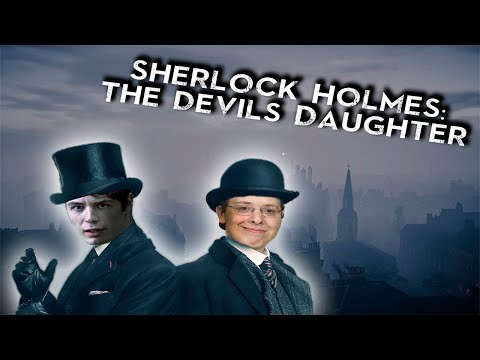 Let's Play Sherlock Holmes The Devil's Daughter pt 5 with Alex |