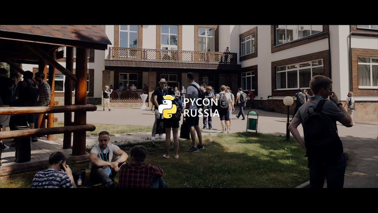 Image from Конференция PYCON RUSSIA 2019