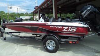 2016 Nitro Z18 w/ Mercury 150 Four Stroke