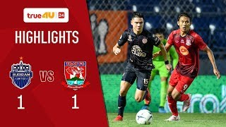 Buriram United vs Trat FC