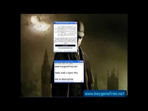 Download Sherlock Holmes New Testament Keygen 2014