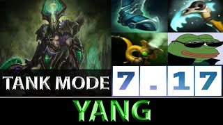 Yang Underlord Always Go Tank Mode Dota 2 7.17