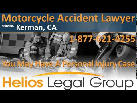 Kerman Motorcycle Accident Lawyer & Attorney - California