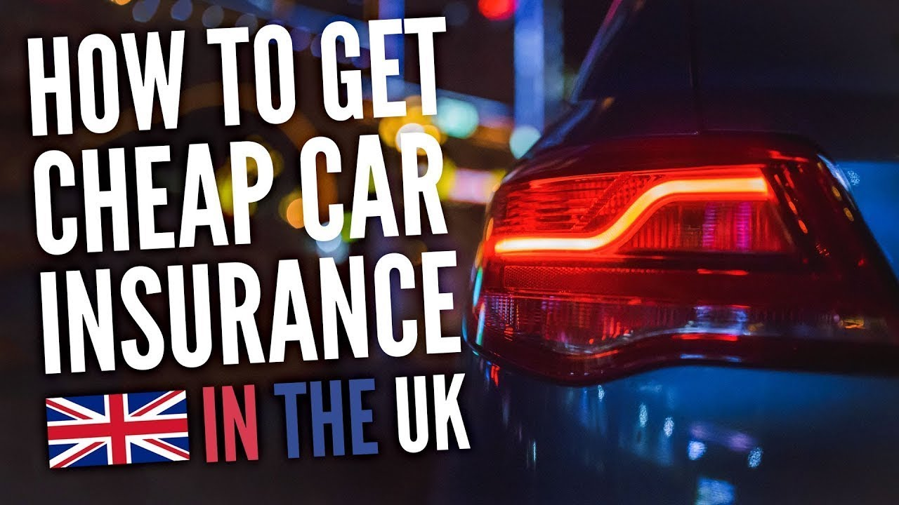 Cheapest Car Insurance POSSIBLE Young/Drivers - YouTube