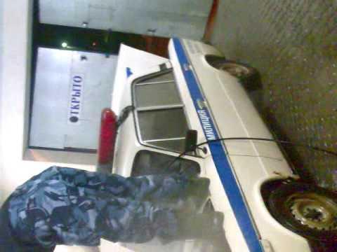 Вот так моют авто в Адыгее