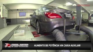 Mercedes CLA 200 1.6 Turbo / Speed Buster / Carbase Performance