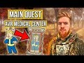Fallout 76 Main Quest Walkthrough Part 3 (SOLO Sniper Build)