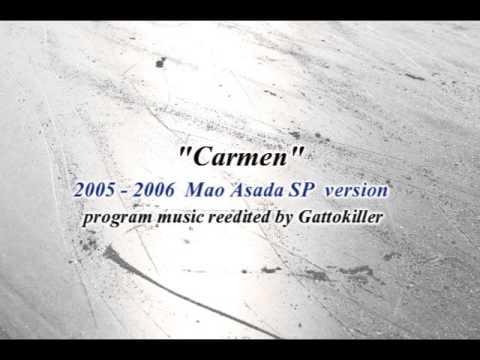 Mao Asada [2005-2006 SP]