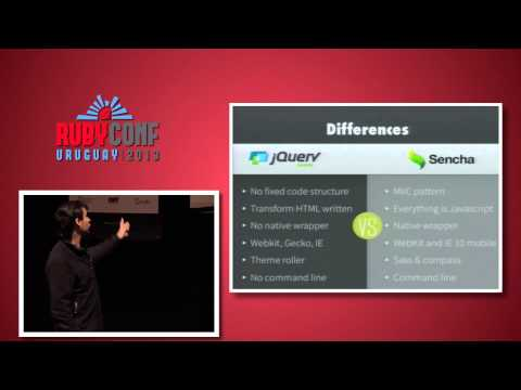 Máximo Mussini / Martín Barreto - The Mobile's Developer Dilemma (RubyConf Uruguay 2013) English