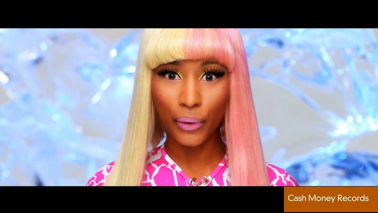Nicki minaj youtube