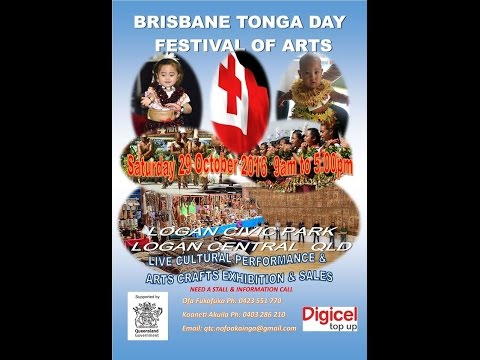 Tonga Day Festival | Brisbane Queensland