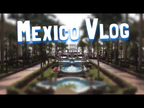 Mexico Vlog - Riu Palace Pacifico, My First Vlog!