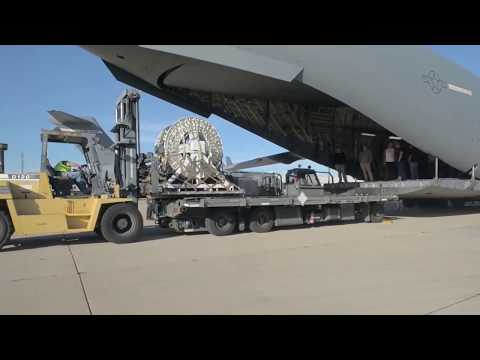 URC Conducts Onload in Support of Argentina (1)