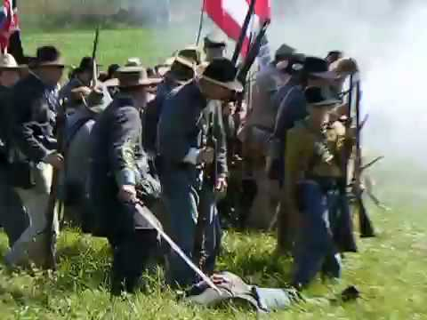 150th Anniversary of the Battle of Perryville KY 2012