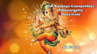 Om Karpaga Ganapathiye Pillayarpatty Nayagane Tamil Devotional Songs #GanapathiSongs #Devotional
