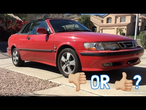 $500 Boosted Saab Review! How Good is it?