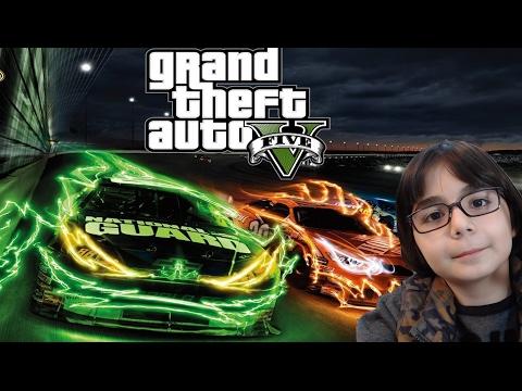 GTA 5 Yarış Parkurları - BKT - Видео онлайн