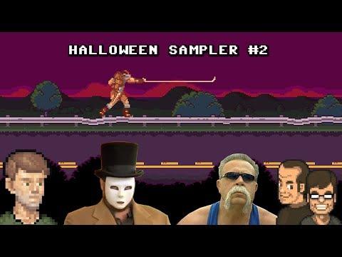 Ross's Game Dungeon: Halloween Sampler #2