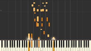 You Make Me Feel So Young - Jazz piano solo tutorial