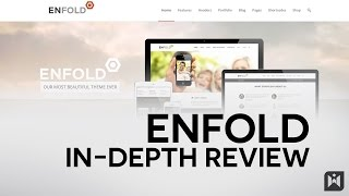 enfold theme review a responsive multi purpose wordpress theme from themeforest