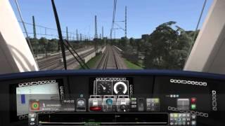 Train Simulator 2016 Gameplay Max Graphics