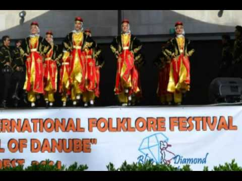 "Folklore festival ""Pearl of Danube"", Budapest"