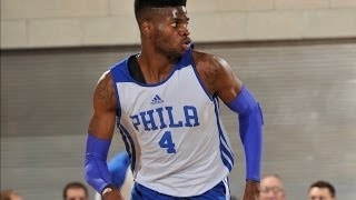 NBA Summer League: Houston Rockets vs Philadelphia 76ers