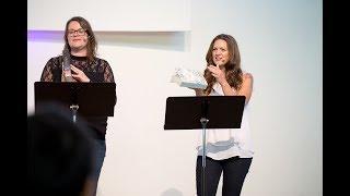 In Story (Durch Geschichten) - Predigt von Carmen Rempel bei MLI am 21.9. 2019
