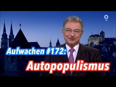 Autopopulismus, David Bowie & Trump-Kritik - Aufwachen Podcast #172