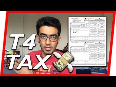 T4 Tax Slip: Everything You Need To Know!