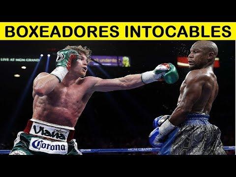 Top 10 Mejores Esquivadores En El Boxeo De Todos Los Tiempos - MEJORES DEFENSAS