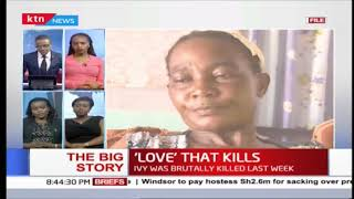 \'LOVE\' THAT KILLS: Why the public revictimise female victims of violence   THE BIG STORY