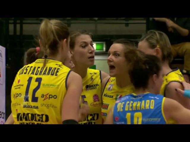 #videoemozioni. Neruda Volley Sudtirol - Imoco Volley Conegliano