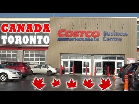 COSTCO Business Centre ЦЕНЫ НА ПРОДУКТЫ обзор | КОСТКО для бизнеса в Торонто | Жизнь в Канаде Étoile