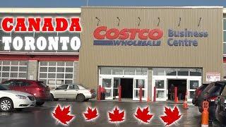 COSTCO Business Centre ЦЕНЫ НА ПРОДУКТЫ обзор | КОСТКО для бизнеса в Торонто | Жизнь в Канаде