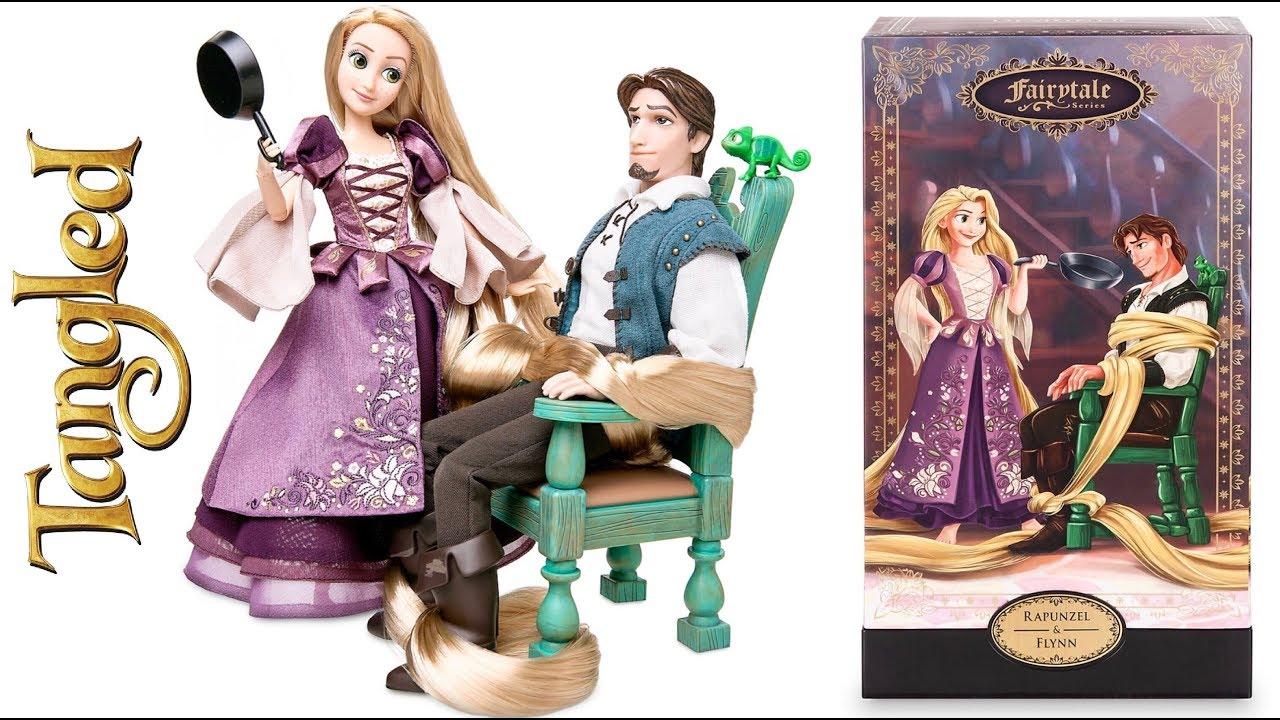 Rapunzel and Flynn: Disney Designer Fairytale series ...