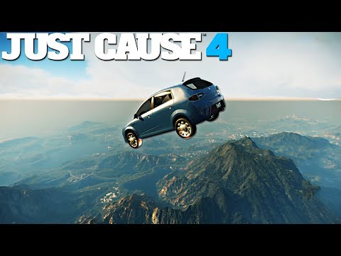 Just Cause 4 - Fails #3 (JC4 Funny Moments Compilation) thumbnail