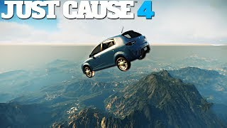 Just Cause 4 - Fails #3 (JC4 Funny Moments Compilation)